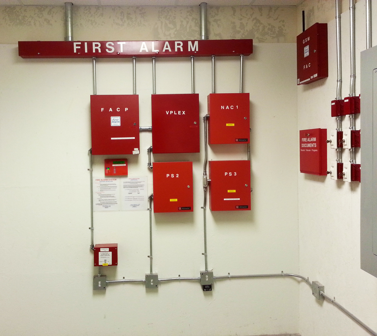 First Alarm Fire Alarm Systems